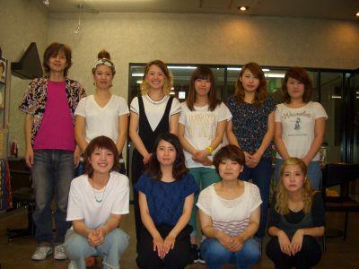 suwa hair salon 諏訪森駅前店(正社員募集)